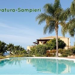 Casa Vacanze Latruvatura Trilocali In Villa Con Piscina